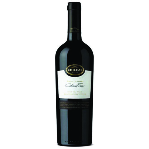 Chilcas Single Vineyard CF