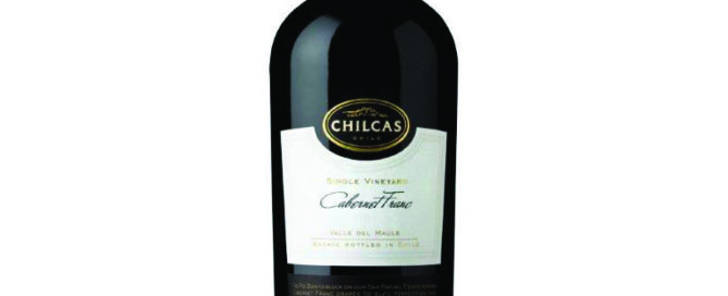Chilcas Single Vineyard CF